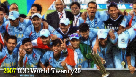 T20 World Cup Winners
